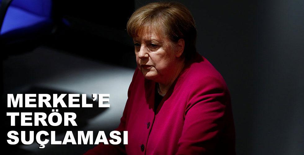 Dışişleri'nden Merkel'e…