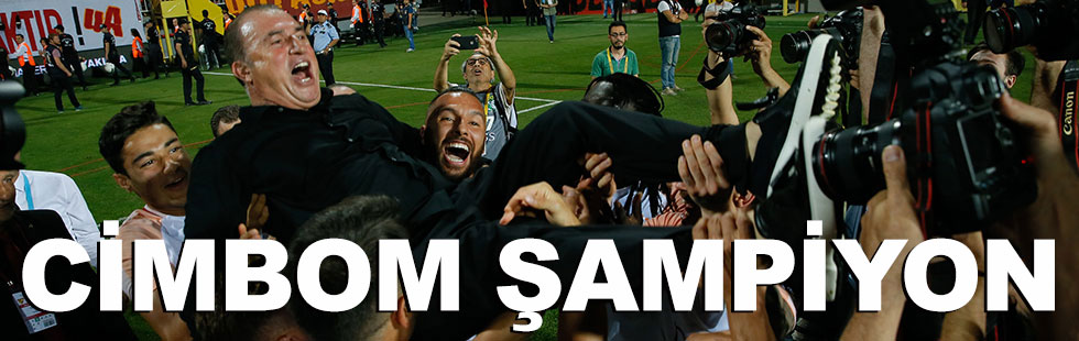 Galatasaray şampiyon: 1 - 0
