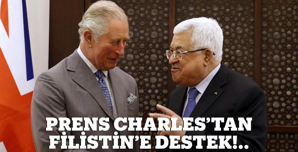 Prens Charles'tan Filistin'e…