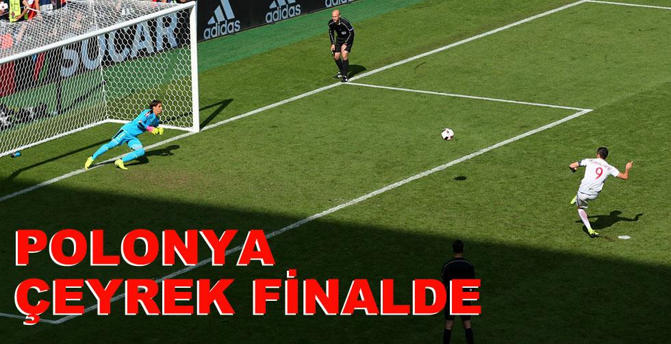 Polonya penaltılarla çeyrek finalist…