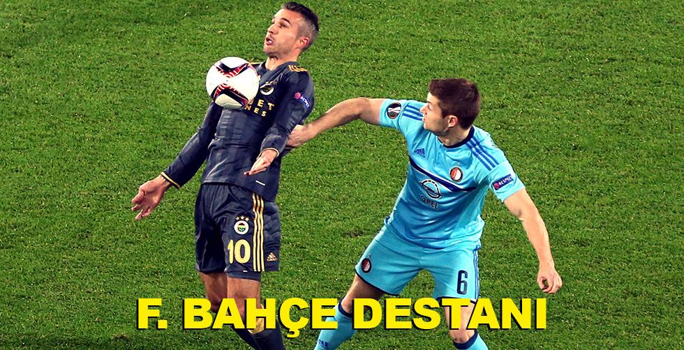 Fenerbahçe Avrupa'da yoluna devam…