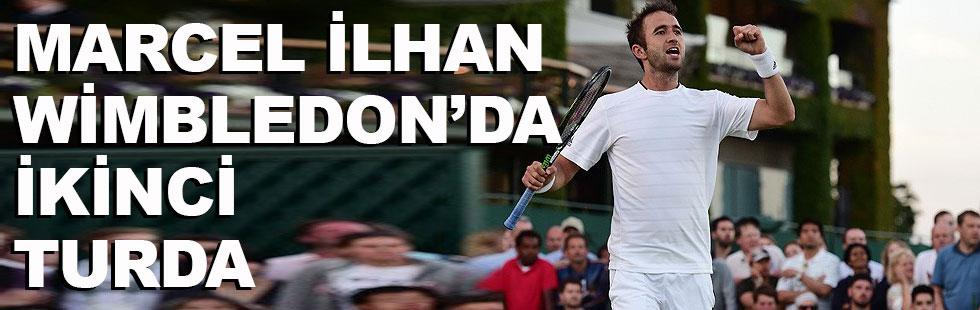Marsel İlhan Wimbledon'da ikinci…
