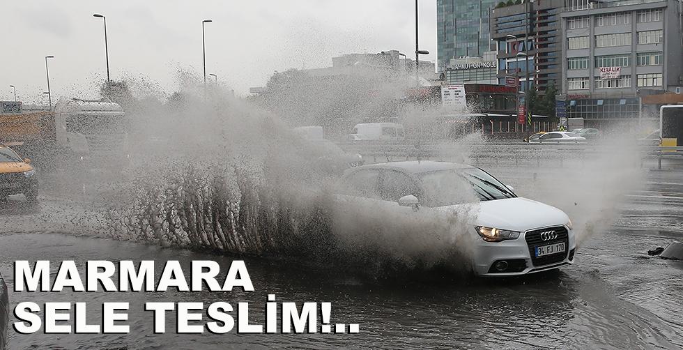 Marmara sele teslim!..