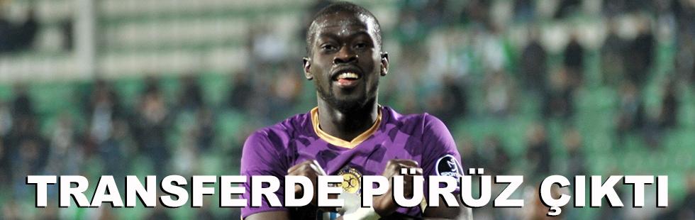 Ndiaye transferinde pürüz çıktı!..