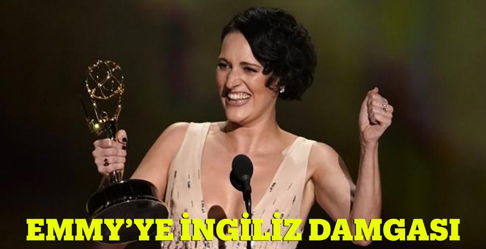 Emmy'ye İngiliz damgası!..