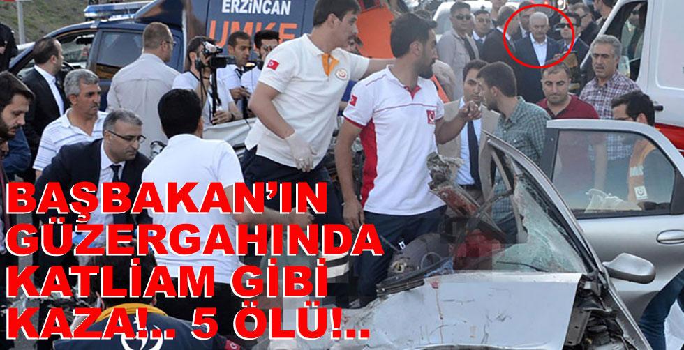 Trafik katliamı!.. 5 ölü!..