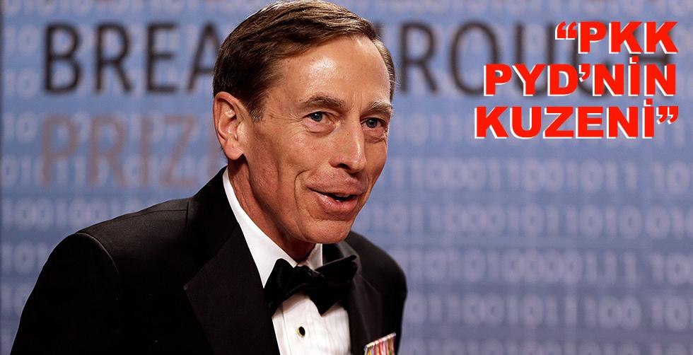 """""""PYD, PKK'nın kuzeni!.."""""""