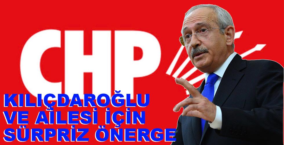 CHP'den Kılıçdaroğlu için…